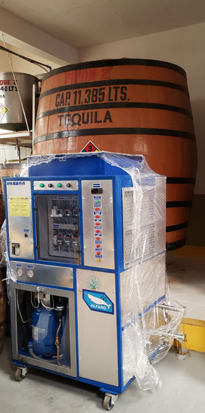 Industria del Tequila